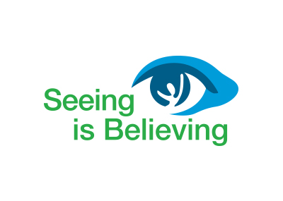 Seeing is Believing logo
