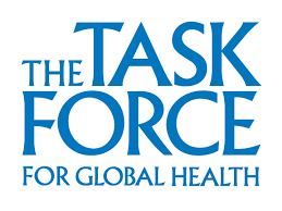 Logo for the Task Force for Global Health